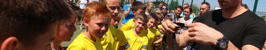 26 maja 2018r. na orliku w Goczałkowicach odbędzie się 6.Turniej o Puchar Łukasza Piszczka. Kliknięcie w obrazek spowoduje wyświetlenie jego powiększenia