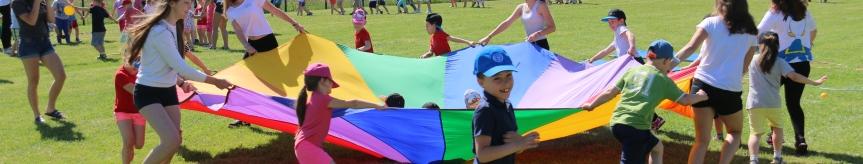 W czerwcu kolejna spartakiada przedszkolaków Kliknięcie w obrazek spowoduje wyświetlenie jego powiększenia