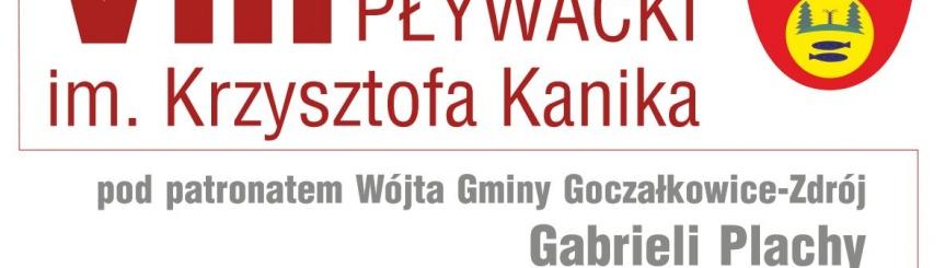 W październiku Memoriał Pływacki im. K. Kanika Kliknięcie w obrazek spowoduje wyświetlenie jego powiększenia
