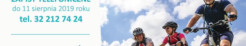 Jedź z nami w jubileuszowym Rajdzie Rowerowym Kliknięcie w obrazek spowoduje wyświetlenie jego powiększenia