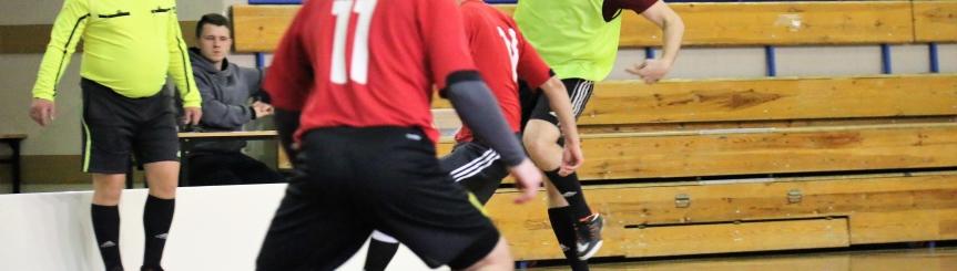 Liga Futsalu: Zgłoś swój zespół do gry! Kliknięcie w obrazek spowoduje wyświetlenie jego powiększenia
