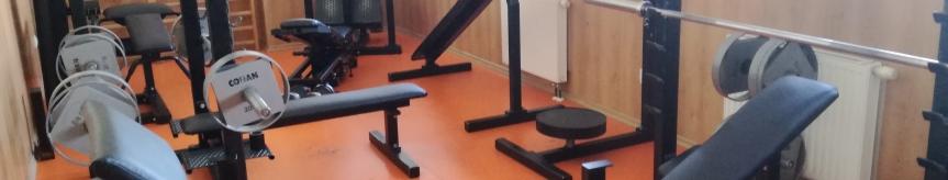 Sauna/siłownia - komunikat o obostrzeniach Kliknięcie w obrazek spowoduje wyświetlenie jego powiększenia