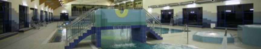 Kryta pływalnia i hala sportowa dla wszystkich Kliknięcie w obrazek spowoduje wyświetlenie jego powiększenia