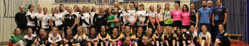 Turniej Siatkówki Juniorek Kliknięcie w obrazek spowoduje wyświetlenie jego powiększenia